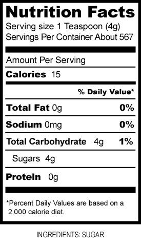 nutrition-facts-sugar